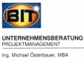Logo: Unternehmensberatung  Ing. Michael Österbauer