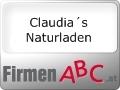Logo Claudia�s Naturladen  Inh. Claudia Koller