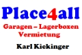 Logo: Place 4 All  Karl Kickinger