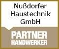 Logo Nußdorfer Haustechnik GmbH Sanitär - Heizung - Klima