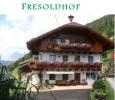 Logo: Frühstückspension Fresoldhof
