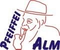 Logo: Pfeiffei Alm