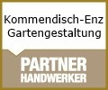 Logo Kommendisch-Enz KG Gartengestaltung