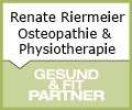 Logo: Renate Riermeier MSc D.O. Osteopathie & Physiotherapie
