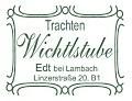 Logo: Trachten Wichtlstube