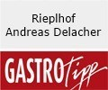 Logo Rieplhof  Andreas Delacher