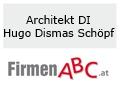 Logo: Architekt Dipl. Ing. Hugo Dismas Sch�pf