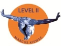 Logo: Level II Fitness  Marcus Kieweg