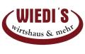 Logo WIEDI'S Wirtshaus & Mehr  Spezialitäten und Catering