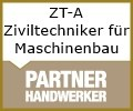 Logo ZT-A GmbH Ziviltechniker für Maschinenbau