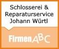 Logo Schlosserei & Reparaturservice  Johann Würtl  Metallbau & Treppen