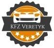 Logo KFZ VERETYK in 2304  Orth an der Donau
