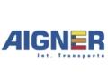 Logo AIGNER  Int. Transporte-Brennstoffhandel-Mietwagen