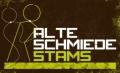 Logo Cafe - Restaurant - Tanzlokal  Alte Schmiede