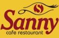 Logo Sanny  cafe restaurant
