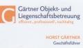 Logo Gärtner Objekt- und Liegenschaftsbetreuung