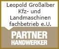 Logo Leopold Großalber Kfz- und Landmaschinenfachbetrieb e.U.