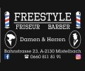 Logo Freestyle Friseur Barber