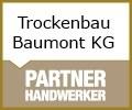 Logo Trockenbau Baumont KG