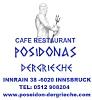 Logo Cafe - Restaurant POSIDONAS  Der Grieche GmbH