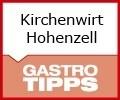 Logo Kirchenwirt Hohenzell  Pizzeria und Gasthaus mit traditioneller Küche