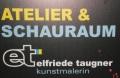 Logo Elfriede Taugner  Kunstmalerin in 3071  Böheimkirchen