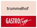 Logo trummelhof in 1190  Wien
