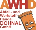 Logo: AWHD Abfall- u. Wertstoffhandel Dohnal GmbH