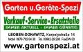 Logo Garten und Geräte Spezi Herbert Obergruber