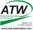 Logo: ATW - Automation GmbH (Alarmanlagen-Videoüberwachung-Sicherheitstechnik)
