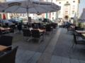2. Bild / Turmcafé Café – Restaurant int. Küche
