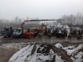 1. Bild / Erdbau Kruselburger  Erdbau - Transporte - Schneeräumung