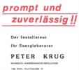 3. Bild / Peter Krug  Gas - Wasser - Heizung - Sanitär