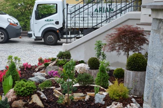 Arian gartengestaltung graz steiermark for Gartengestaltung app