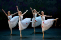 3. Bild / 1. Linzer Ballettschule Inhaberin: Prof. Johanna Wilk-Mutard