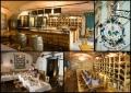 """3. Bild / Restaurant """"Arkadenhof"""" und  Weinlaube """"Schwarzer Hund"""""""