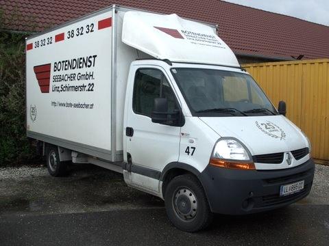 Seebacher Gmbh Transport Logistik Same Day Kfz Handel