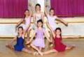 1. Bild / 1. Linzer Ballettschule Inhaberin: Prof. Johanna Wilk-Mutard