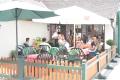 3. Bild / Das Cafe in der alten Mesnerei