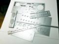 3. Bild / Schilder Schwark Industrieschilder – Gravuren – Alufrontplatten