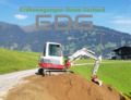 1. Bild / EDG Erdbewegungen Daum Gerhard