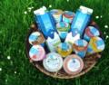 1. Bild / Waldviertler Bauernmilch