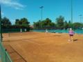 2. Bild / Tennishalle  Mag. Oliver Fuchs