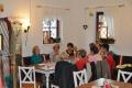 1. Bild / Das Cafe in der alten Mesnerei