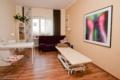 2. Bild / berührungspunkt  Master of Physiotherapie - Massage