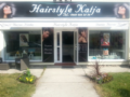 1. Bild / Hairstyle Katja