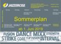 2. Bild / Jazzercise  Das Tanz- und Fitnessprogramm
