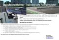 1. Bild / BKF Training