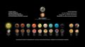 2. Bild / Original Linzer Kepler-Planeten