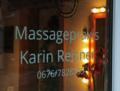 1. Bild / Massagepraxis  Karin Reisner
